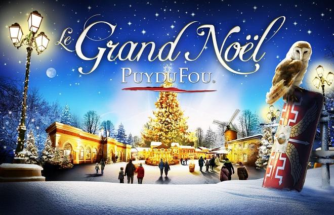 Noel au Puy du Fou