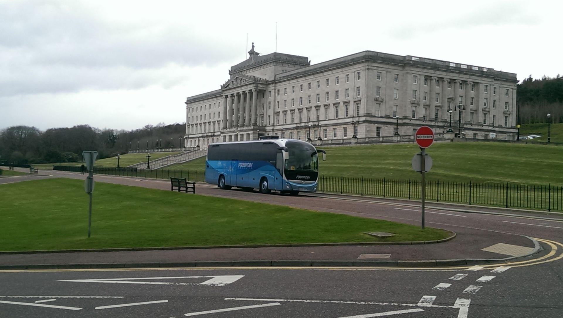 IRLANDE - Parlement Belfast