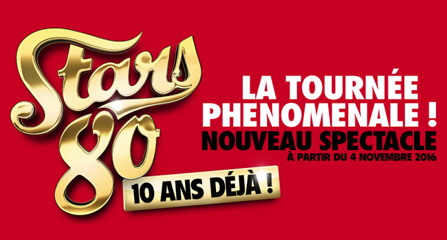 Spectacle Stars 80