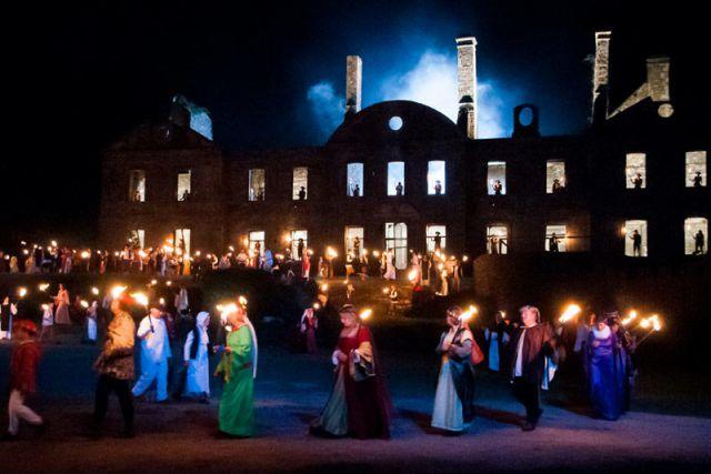 Spectacle Abbaye de Bon Repos
