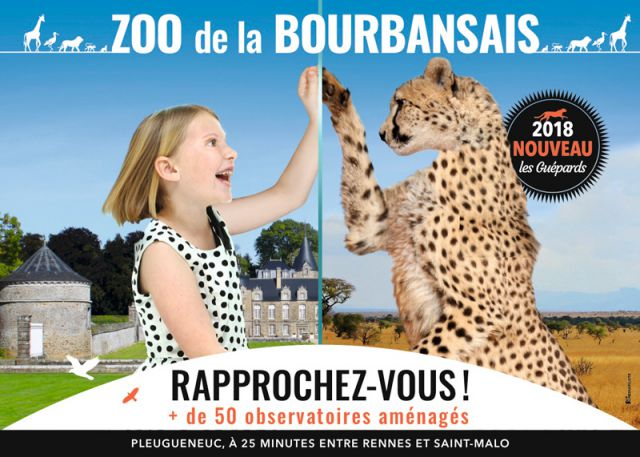 zoo bourbansais