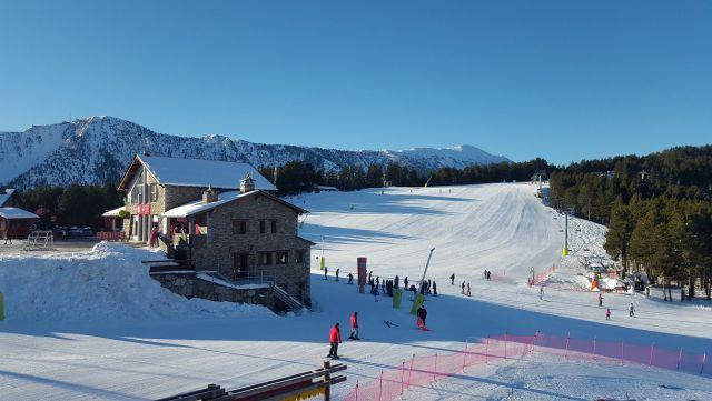 séjour ski La Massana