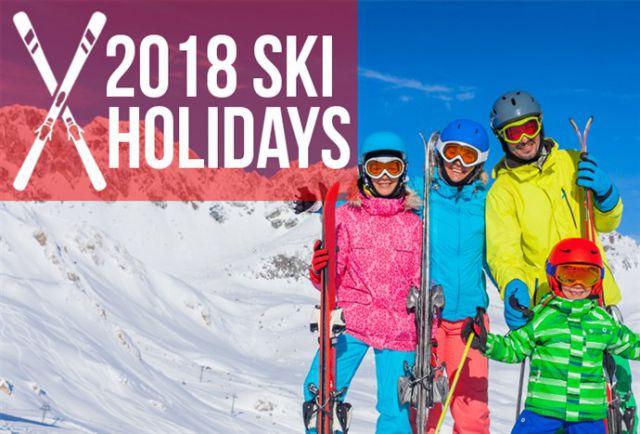 Vacances ski 2018
