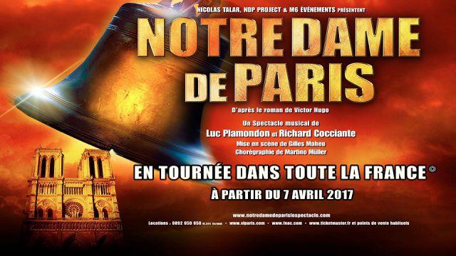Spectacle Notre de Paris